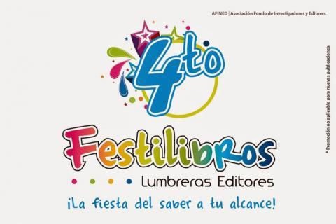 FIESTA. 4to Festilibros Lumbreras.