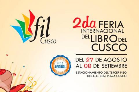 Fil Cusco. Lumbreras Editores presente en segunda versión de la Feria.