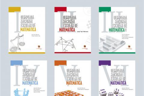 OLIMPIADAS MATEMÁTICAS. Selección olímpica de Lumbreras Editores.